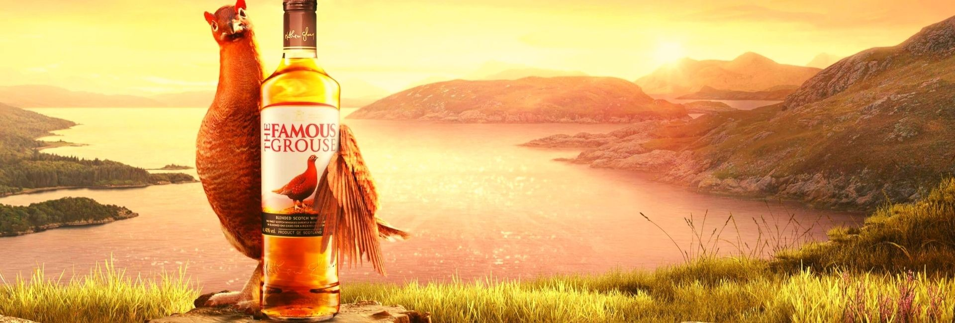 Famous Grouse Blended Scotch Whisky Review