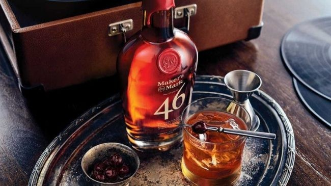 Makers mark 46 with glass
